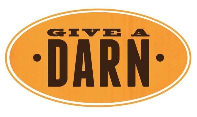 Give a DARN logo